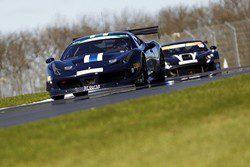 Graham Lucking / Leyton Clarke - FF Corse - Ferrari 458 GTC