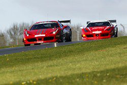 Laurent de Meeus / Jamie Stanley - FF Corse - Ferrari 458 GTC