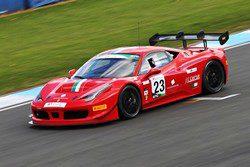 Mark Brough / Charlie Hollings - FF Corse - Ferrari 458 GTC